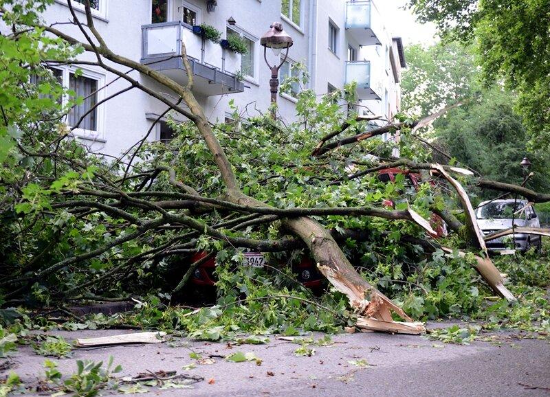 Mindestens sechs Tote nach schweren Unwettern in Nordrhein-Westfalen