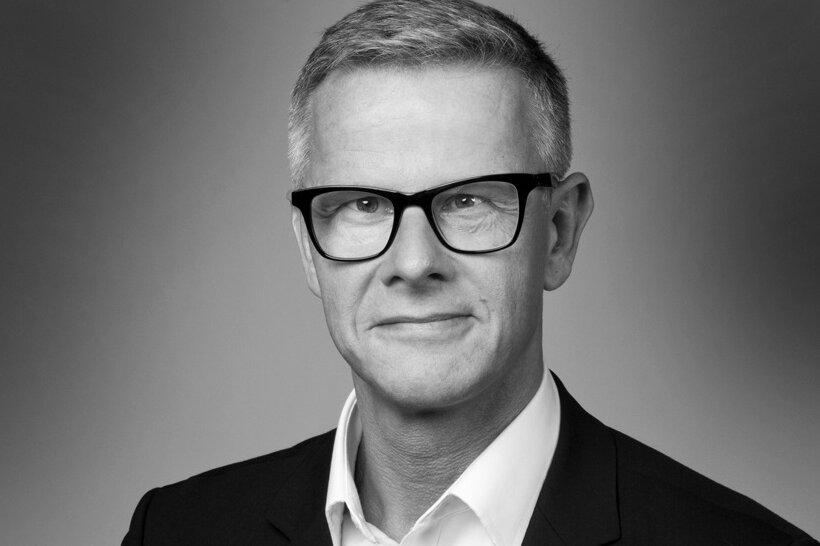Matthias Nowak ist der neue Sprecher der Stadt Chemnitz.