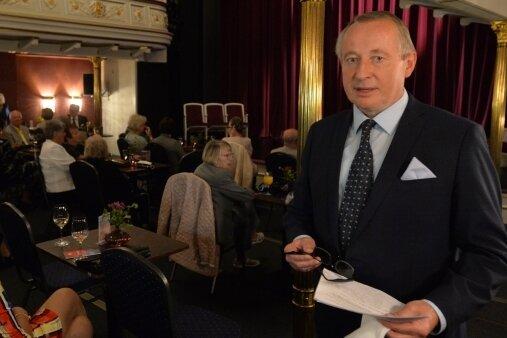 Andreas Pannach moderierte die Gala mit Witz und Charme.