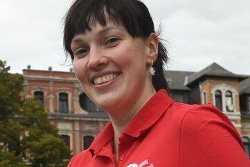 Nora Seitz, Handwerksmeisterin und Vizepräsidentin des deutschen Fleischerverbandes.
