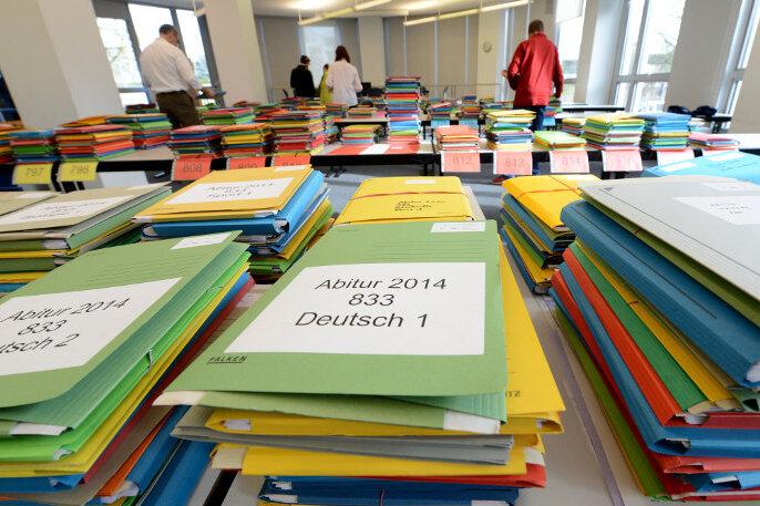 Gemeinsame Abiturprüfungen in sechs Bundesländern