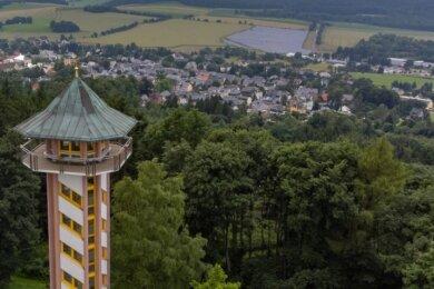 Aufgeschoben ist nicht aufgehoben: Die Bergstadt Scheibenberg wird im kommenden Jahr 500 Jahre alt, selbst wenn etwas später gefeiert werden muss.