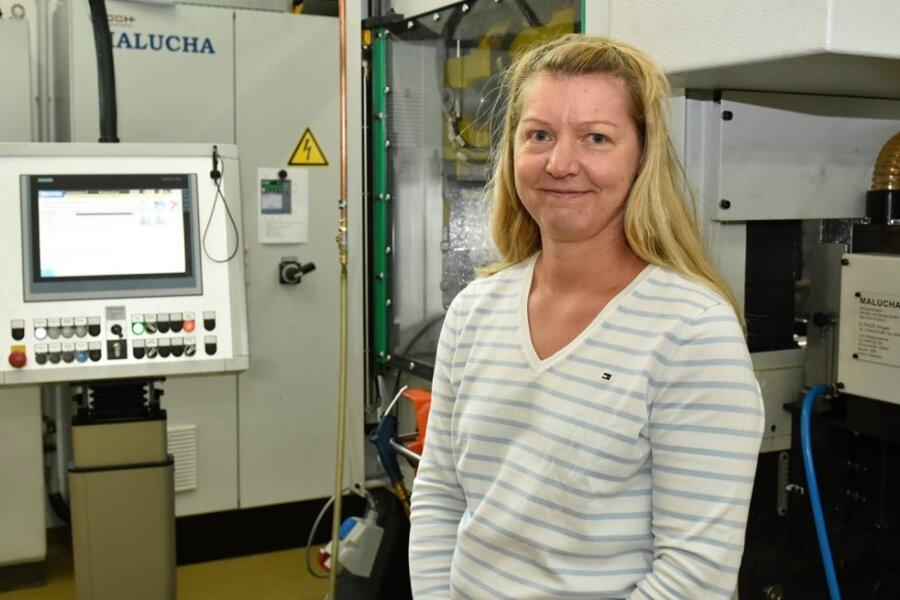Sandra Uebel führt die Firma seit 2005 in vierter Generation.