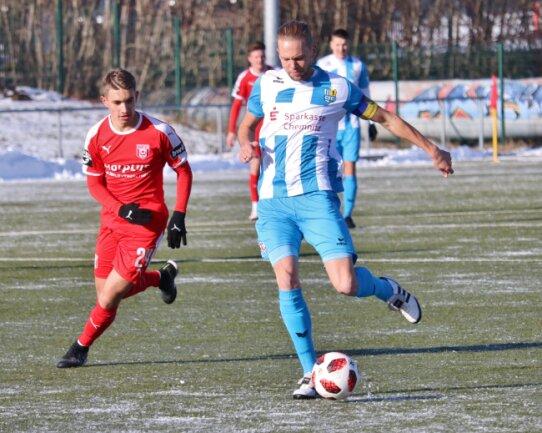 CFC-Kapitän Dennis Grote.