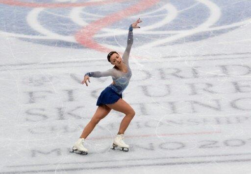 Die deutsche Meisterin Schott wurde zweimal nominiert