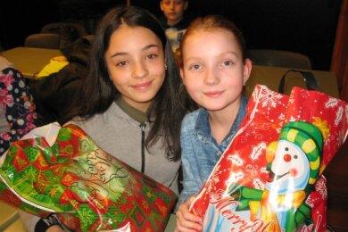 """""""Weihnachtsfreude"""" 2019 in Familien, Behinderteneinrichtungen oder ..."""