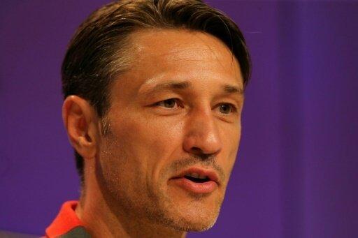 Freut sich auf den Supercup: FCB-Trainer Niko Kovac