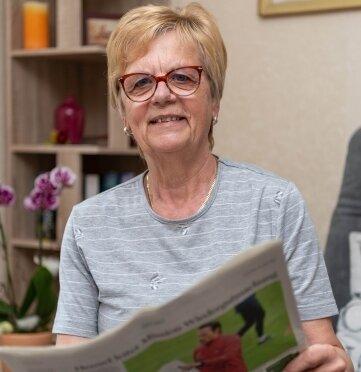 Elli Martinek, ehemalige Lehrerin und Vorsitzende des Seniorenrates.