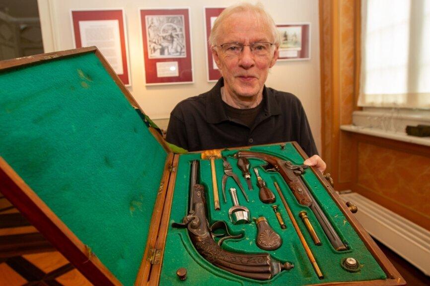 Museum zeigt ab September eigene Waffen