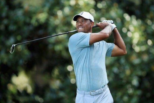 Woods ist wieder in der Spitze des Golfsports angekommen