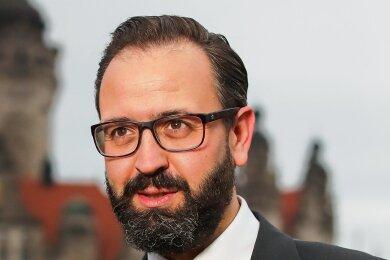 SebastianGemkow - Wissenschaftsminister