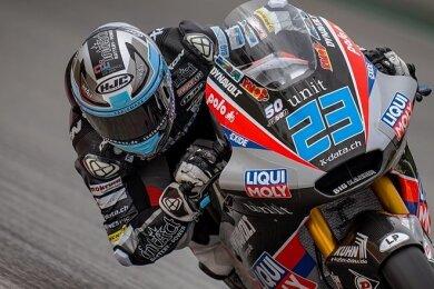 Marcel Schrötter belegte beim Grand Prix in Barcelona vor knapp zwei Wochen in er Moto2 den achten Platz. In der Gesamtwertung dieser Klasse rangiert er auf Rang sieben. Er ist aktuell der einzige deutsche Starter im Feld.