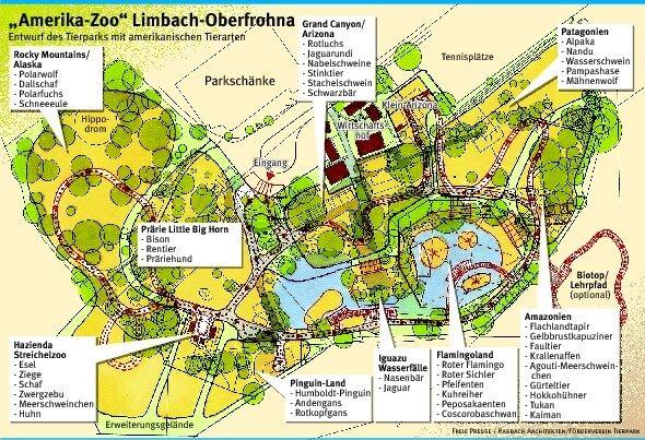 """""""Amerika-Zoo"""" Limbach-Oberfrohna"""