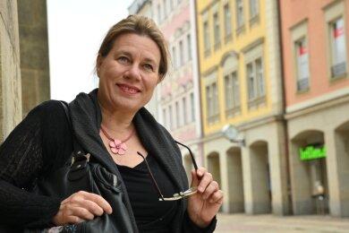 Die Sängerin und Gesangslehrerin Valérie Suty lebt seit 23 Jahren in Chemnitz. Nun organisiert sie gemeinsam mit einer Mitstreiterin die 1. Deutsch-Französischen Kulturtage, die vom 30. Juli bis 2. August stattfinden.