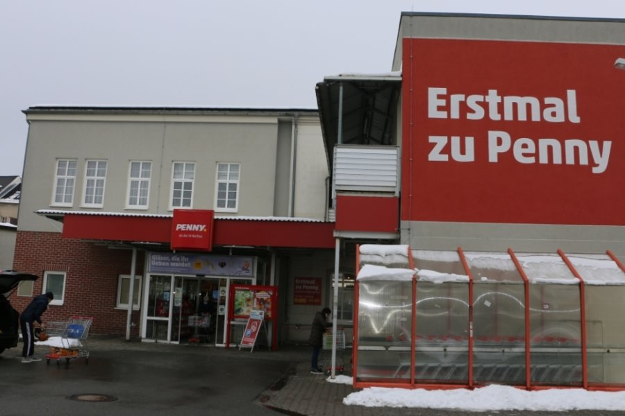 Der Penny-Markt in Pausa soll zum Jahresende geschlossen werden. Das Unternehmen will sich komplett aus der Stadt zurückziehen.
