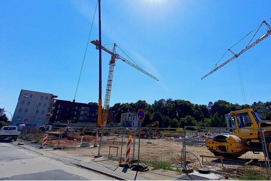 Residenz für Senioren in Werdau geplant