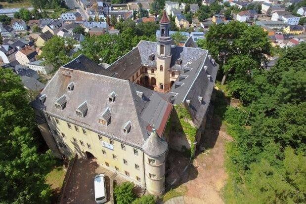 Millionensumme für Sanierung von Schloss Lichtenstein
