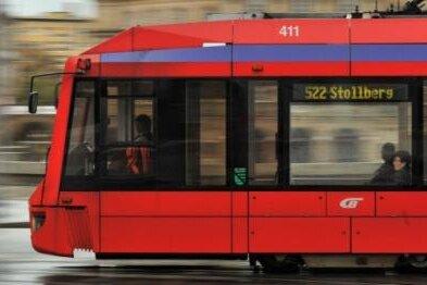 Wegen Sturmschäden: Behinderungen bei der Bahn zwischen Chemnitz und Stollberg