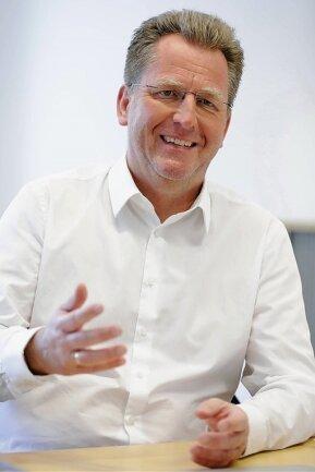 Stefan Holz - Geschäftsführer der Basketball-Bundesliga