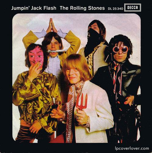 """In Stein gehauen (3): """"Jumpin' Jack Flash"""""""