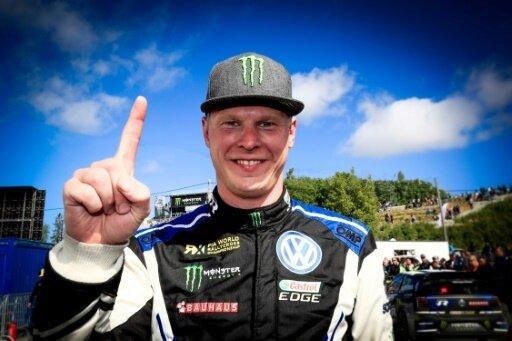 Johan Kristoffersson konnte seinen achten Sieg feiern
