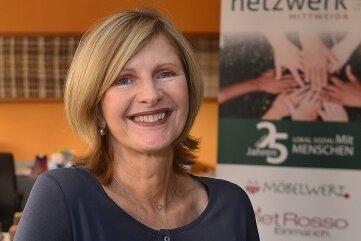Anne Katrin Koch, Verein Netzwerk.
