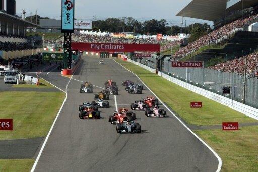 Die Formel 1 findet auch in Zukunft in Japan statt