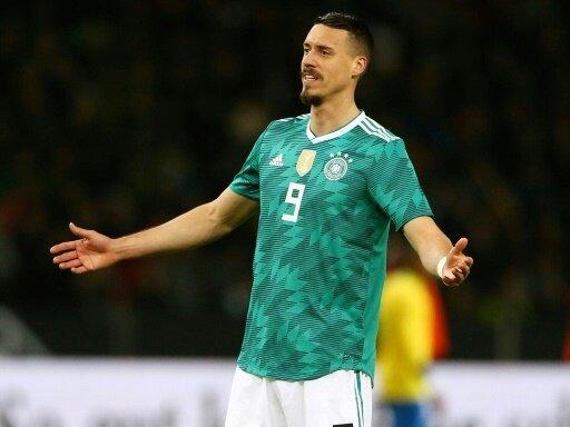 Sandro Wagner tritt aus der Nationalmannschaft zurück