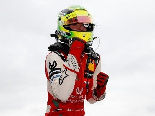 Rennen am Sonntag: Pole Position für Mick Schumacher