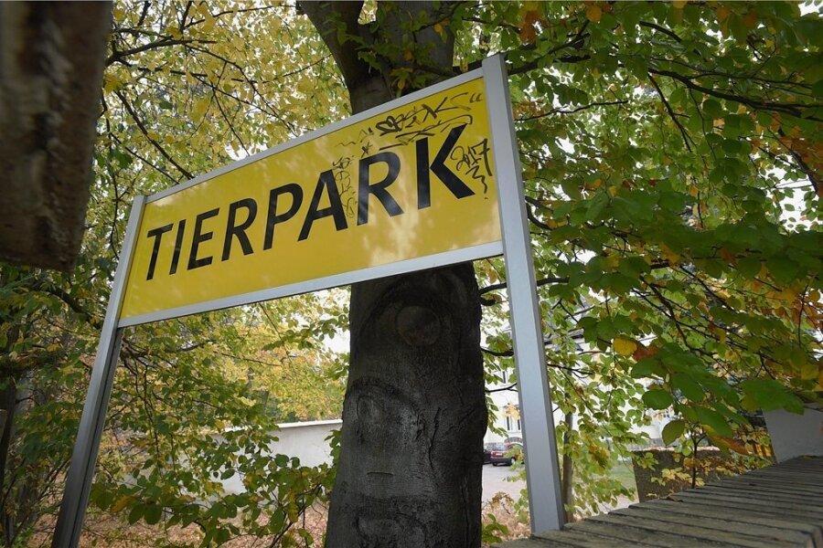 Der Tierpark in Chemnitz empfängt ab Montag wieder Besucher.