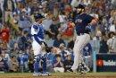 Drei Matchbälle für die Boston Red Sox