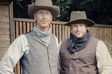 Tonio Werl (r.) und Andreas Hofmann stellen ihr Projekt Anfang Oktober vor.