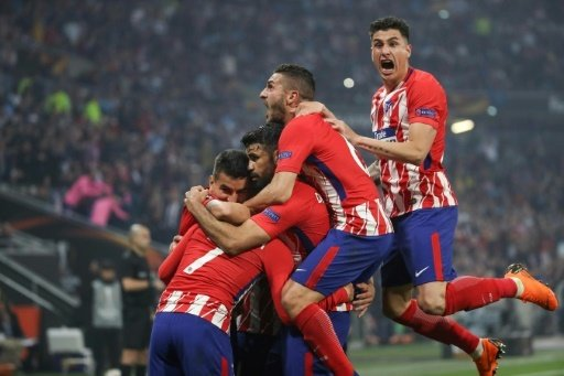 Atletico Madrid gewinnt zum dritten Mal den Europa-Cup