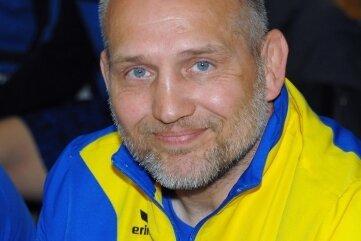 Trainer André Backhaus ist froh, dass es endlich losgeht.
