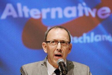 Jörg Urban, Vorsitzender der sächsischen AfD.