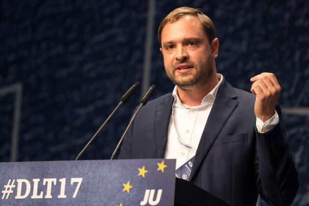 Alexander Dierks soll CDU-Generalsekretär in Sachsen werden