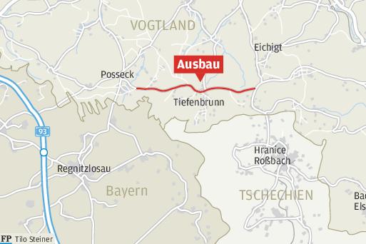 Autobahnzubringer: Frühestens ab 2024 Baustart in Tiefenbrunn