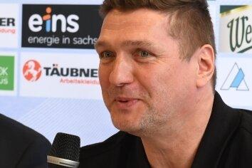 Hat für zwei Jahre als Trainer bei Handball-Zweitligist EHV Aue unterschrieben: Maik Handschke.