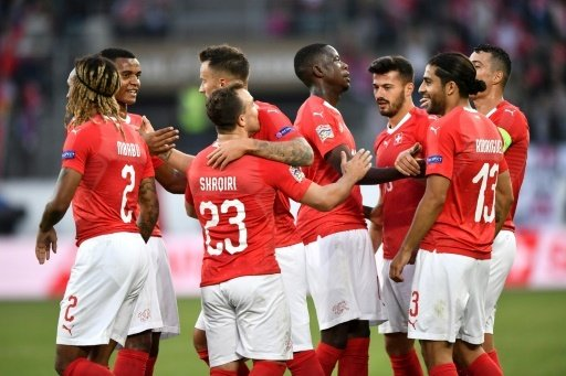 Nations League: Die Schweiz schlägt Island mit 6:0