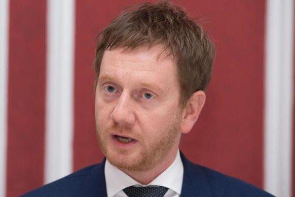 Kretschmer: Polizeigesetz-Kritiker sollen demokratische Mehrheit akzeptieren