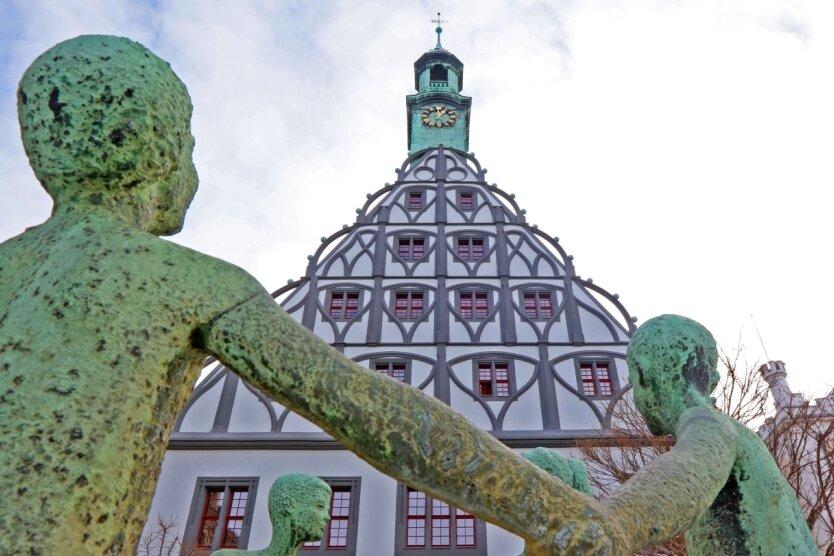 Vor 499 Jahren begonnen, steht das Gewandhaus exemplarisch für die Höhen und Tiefen der Stadtgeschichte.