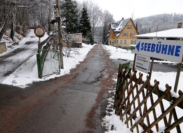 Mit dem Ausbau von Straßen im Talsperrengebiet will die Gemeinde Kriebstein noch mehr für den Tourismus tun.