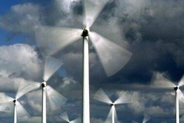 Windkraftanlage bei Frankenberg geplant - Anwohner skeptisch