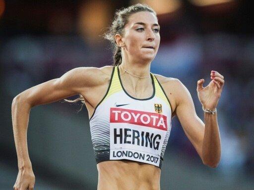 Steht im Halbfinale: Christina Hering