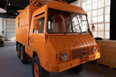 Könnte eine neue Nische für die Elterleiner Ofenspezialisten werden: spezielle Wohnmobile für spezielle Einsätze.