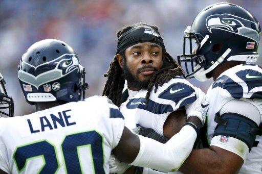 Cornerback Richard Sherman muss bei Seattle gehen