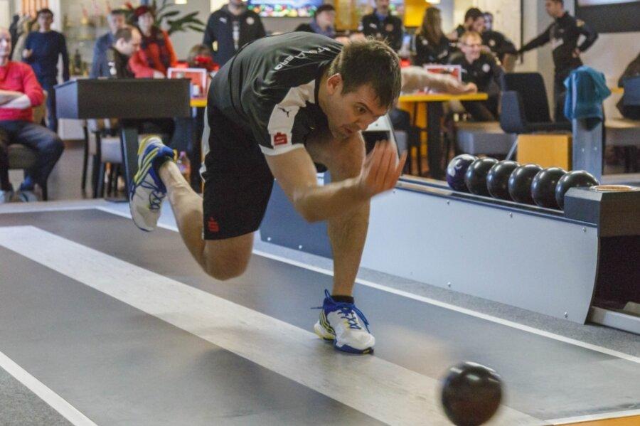 Stefan Werth ist Kapitän bei den Stollberger Zweitligakegler, die gegen Schönebeck die ersten Punkte für den Klassenerhalt einfahren wollen.