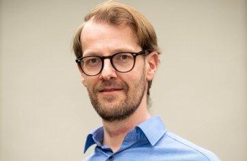 Alexander Christoph, Vize-Regionalleiter.