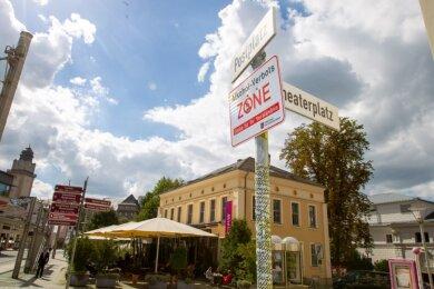 Eine Alkoholverbotszone könnte für den Theaterplatz eingerichtet werden.