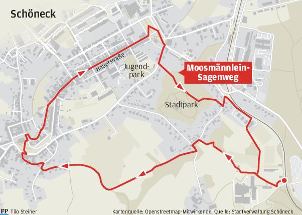 Neuer Kinderwanderweg führt von Ifa-Ferienpark in die Stadt Schöneck